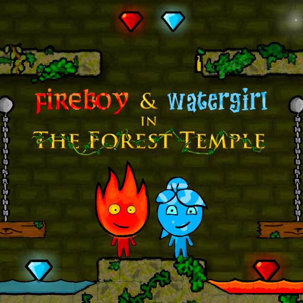 Fireboy and Watergirl 5 Elements - Play Free Y8 Online Games