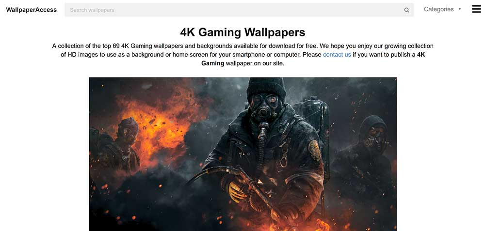 12 Top Gaming Wallpaper Background Sites In 2020 Gameseverytime