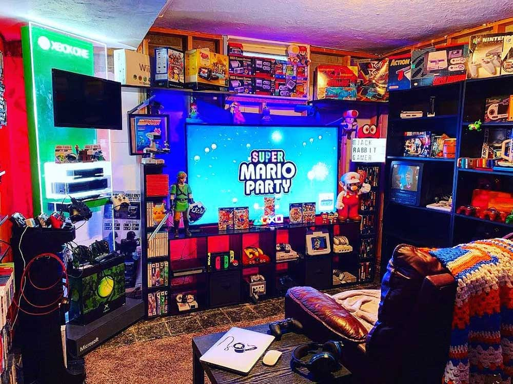Best Gaming Room Ideas 2019 How To Build One Gameseverytime
