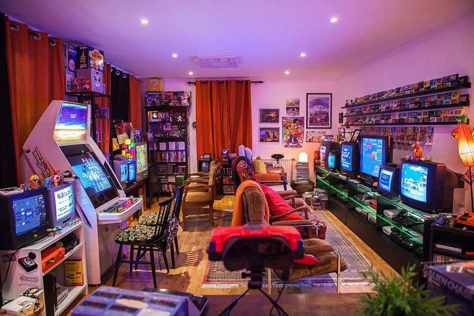 Best Gaming Room Ideas 2021 How To Build One Gameseverytime